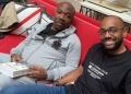 Nourredin et Ali Bongo