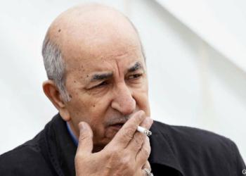 Le président Tebboune (Photo Getty)