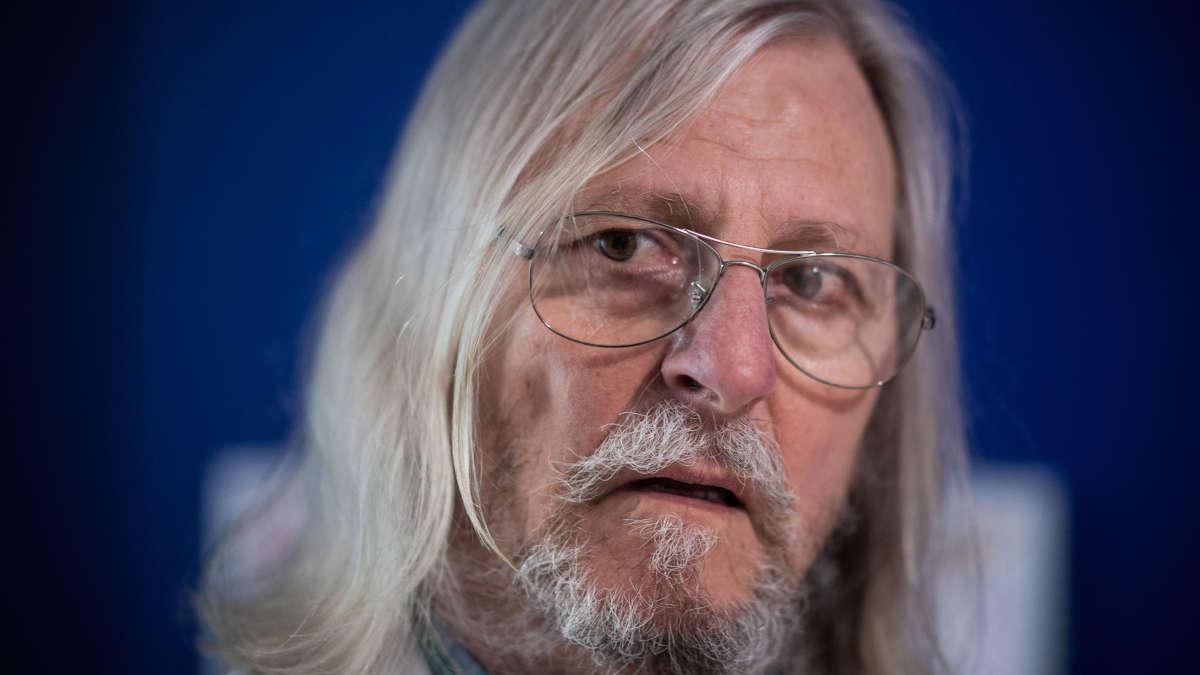 Didier Raoult (Photo de Getty Images / CHRISTOPHE SIMON)