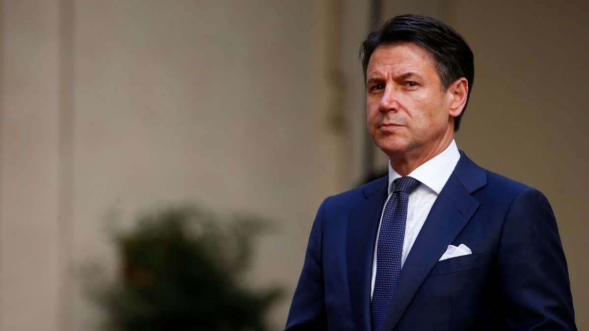 Giusseppe Conte Photo : 2019/REUTERS/Yara Nardi