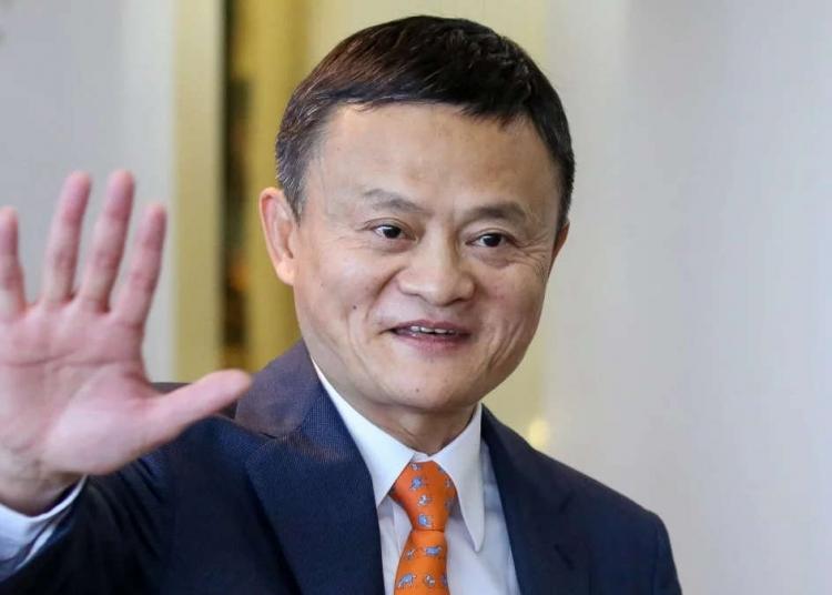 Jack Ma Photo: Bloomberg