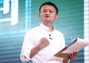 Jack Ma Photo : Wang HE/Getty Images