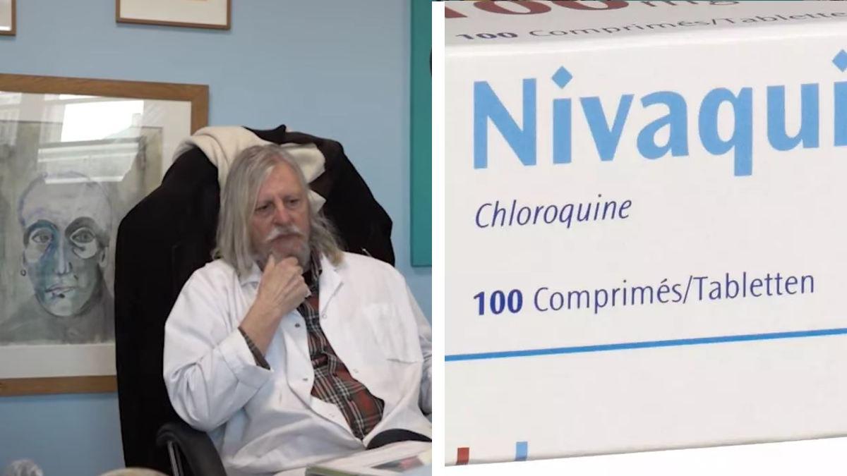 Le traitement à la chloroquine serait efficace (Vidéo) — Coronavirus