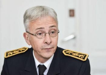 Didier Lallement, Préfet de Paris