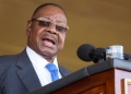 Peter Mutharika. Picture by Lameck Masina