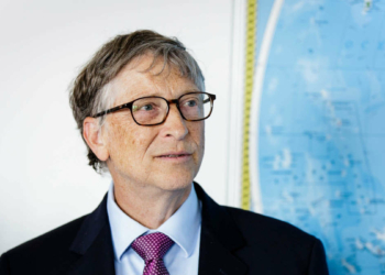 Bill Gates (Photo INGA KJER/GETTY IMAGES)