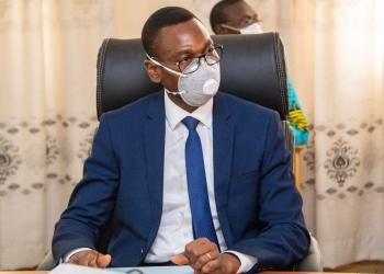 Le ministre Benjamin Hounkpatin, Photo : Présidence Bénin