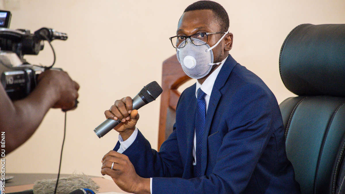 Photo : Présidence Bénin
