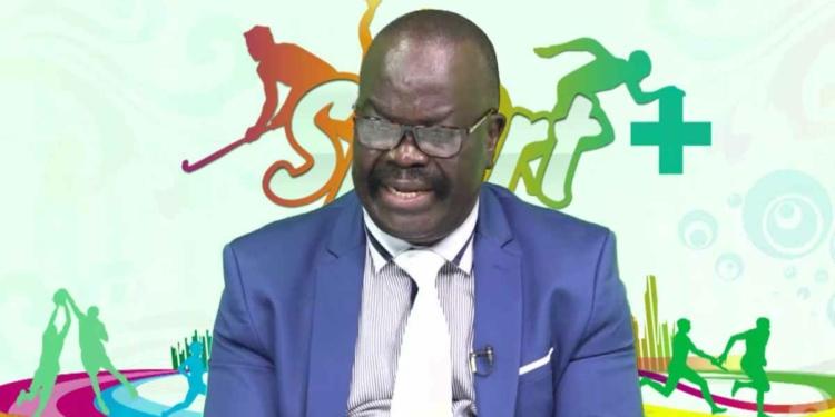 Julien Minavoa -Président du Cnos Bénin (photo Esae TV)
