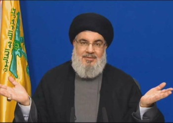 Hassan Nasrallah - Hezbollah (photo AFP)
