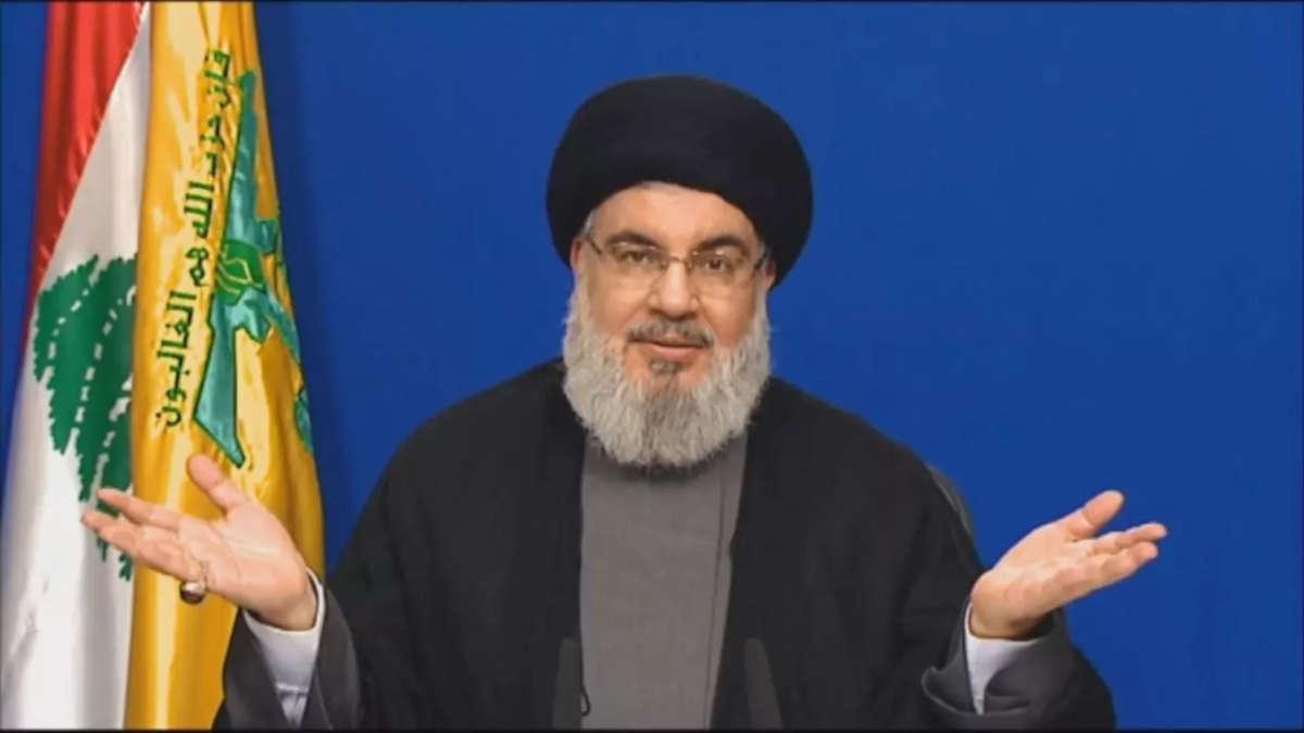 Hassan Nasrallah - Hezbollah (photo AFP)
