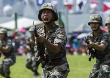 Armée chinoise (photo AFP)