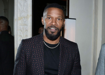Jamie Foxx. ©Getty