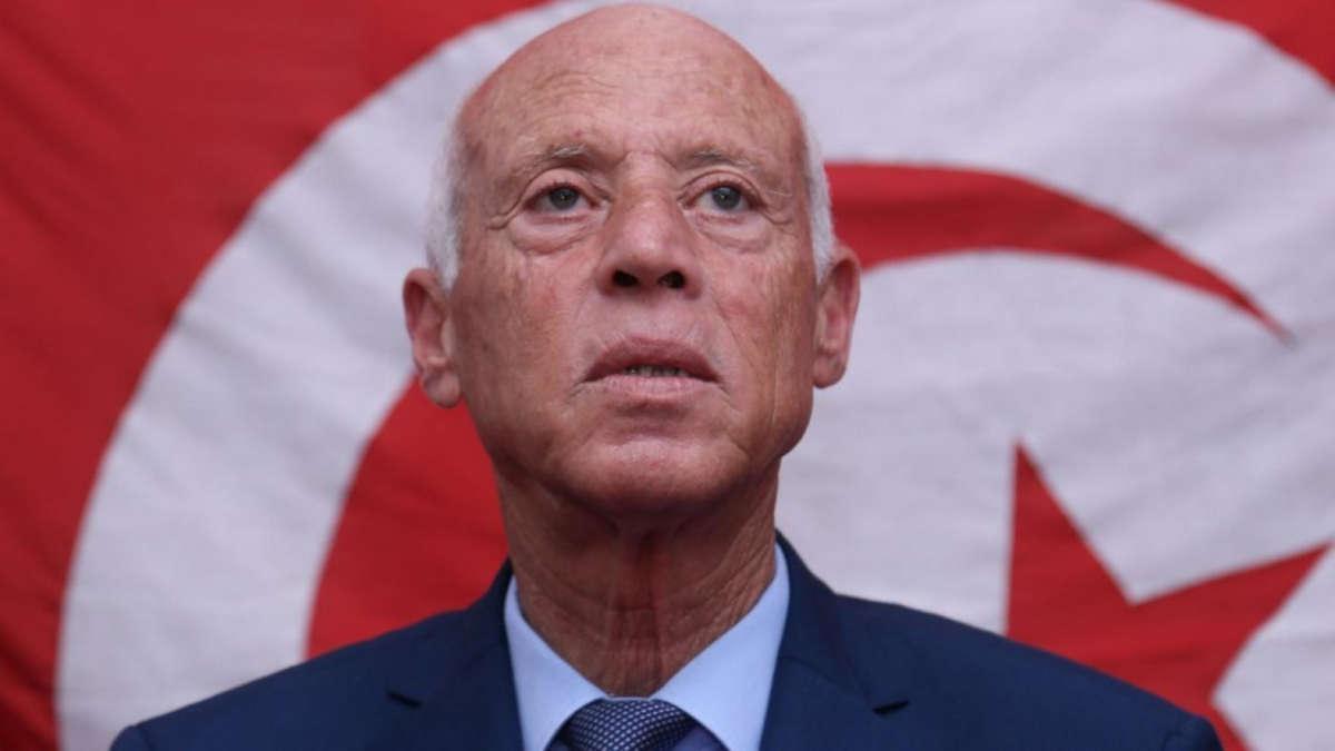 Kaïs Saïed (photo DR)