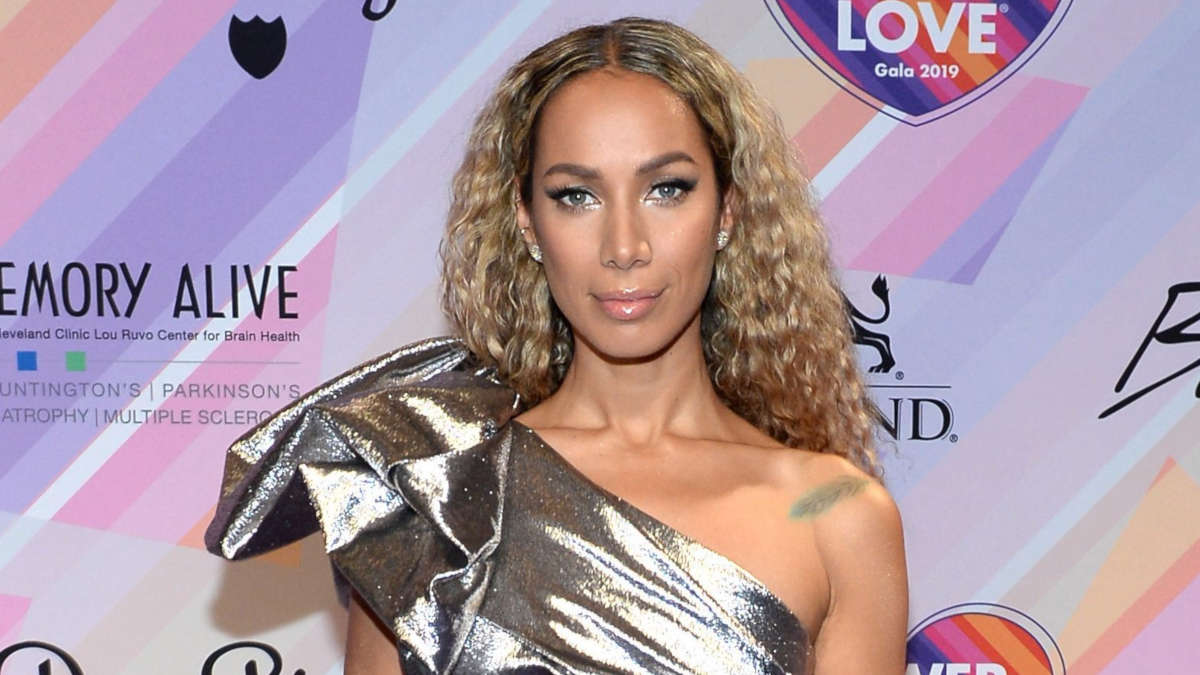 Leona Lewis (Credit: Getty Images - Getty)