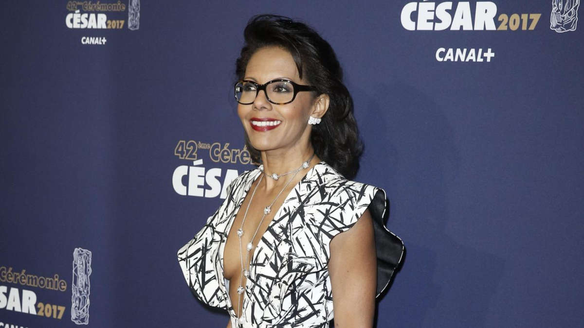 Audrey Pulvar. Photo News
