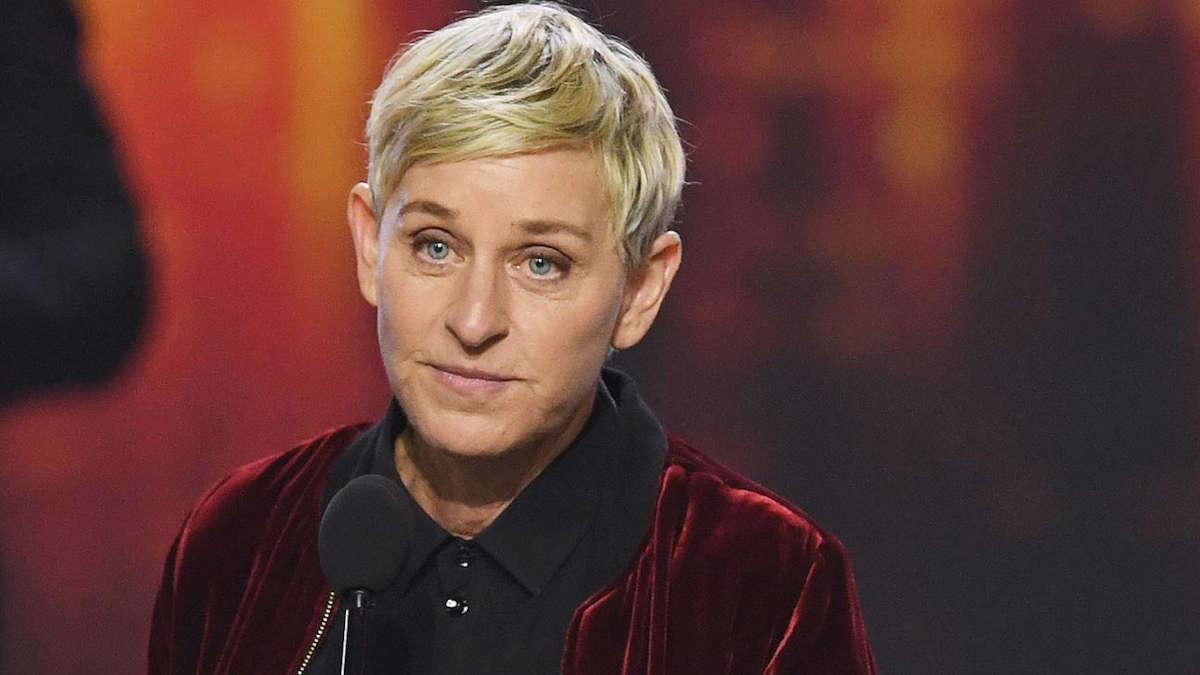 Ellen Degeneres (Photo : Kevin Winter/Getty Images)