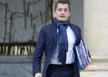 Gérald Darmanin (LUDOVIC MARIN / AFP)