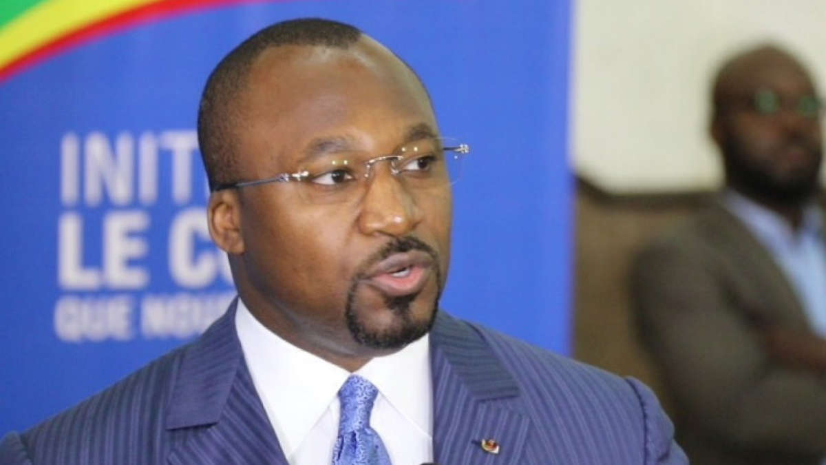 Denis Christel Sassou Nguesso. Crédit Photo : PRC
