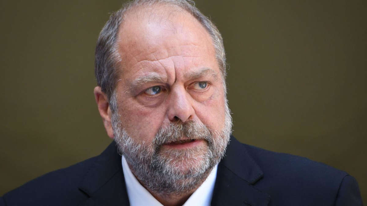 Eric Dupond-moretti (Alain JOCARD / AFP))