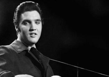Elvis Presley (Photo GETTY IMAGES / AFP/GETTY)