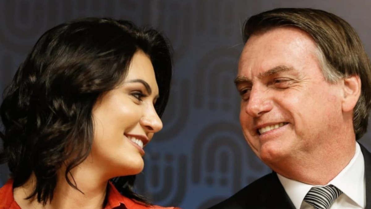 Jair et Michelle Bolsonaro (photo IMDB)