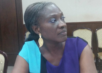 Fatoumata Batoko Zossou - Présidente de la Plateforme des OSC
