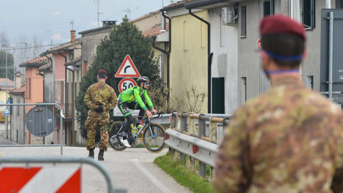 Militaires italiens (photo DR)