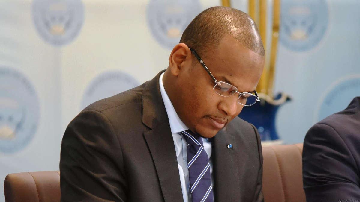 Boubou Cissé, premier minisre malien