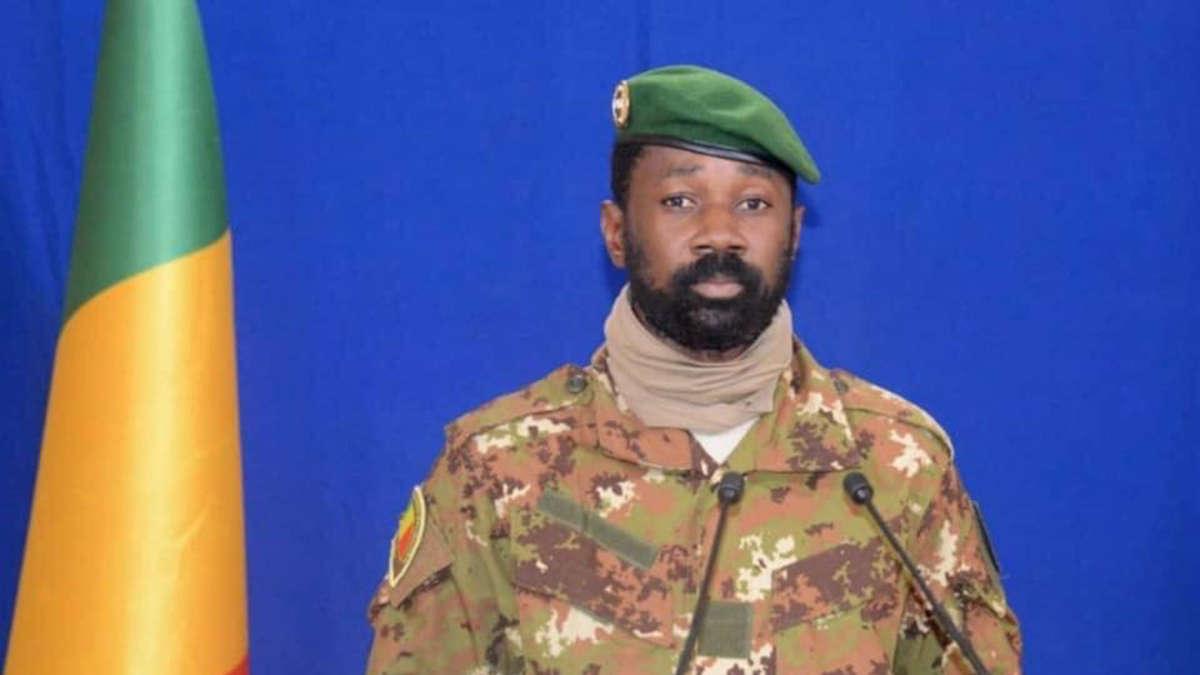 Colonel Assimi Goita (Photo DR)