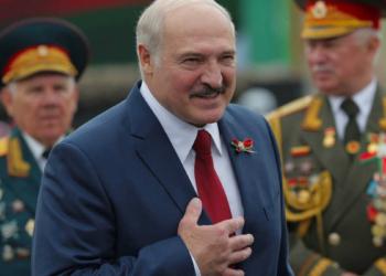 Le Président biélorusse Alexander Lukashenko. PHOTO: REUTERS/Vasily Fedosenko/File Photo