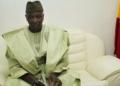 Bah N'Daw. Photo : HABIBOU KOUYATE / AFP