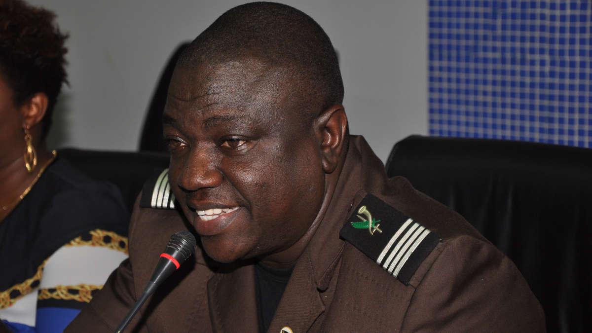 Charles Inoussa Sacca Boco, DG douanes