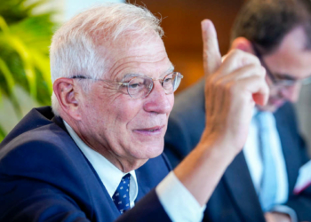 Josep Borrell ((Photo: European Parliament))