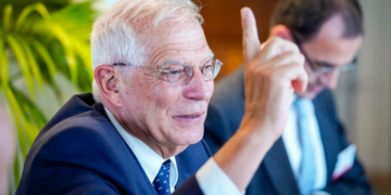 Josep Borrell ((Photo: European Parliament))