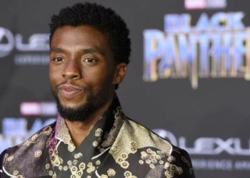 Chadwick Boseman (/AP / CHRIS PIZZELLO)