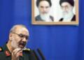 Photo de Hossein Salami (REUTERS / MORTEZA NIKOUBAZL)