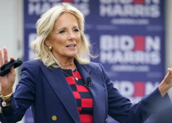 Jill Biden. (Photo : Steve Helber / AP)