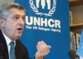 Filippo Grandi, patron du HCR. Photo: Fredrik Sandberg Agence France-Presse