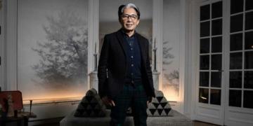 Kenzo Takada (photo de Joel Saget/AFP)