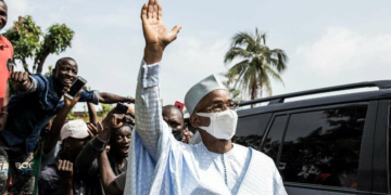 Cellou Dalein Diallo (photo AFP)