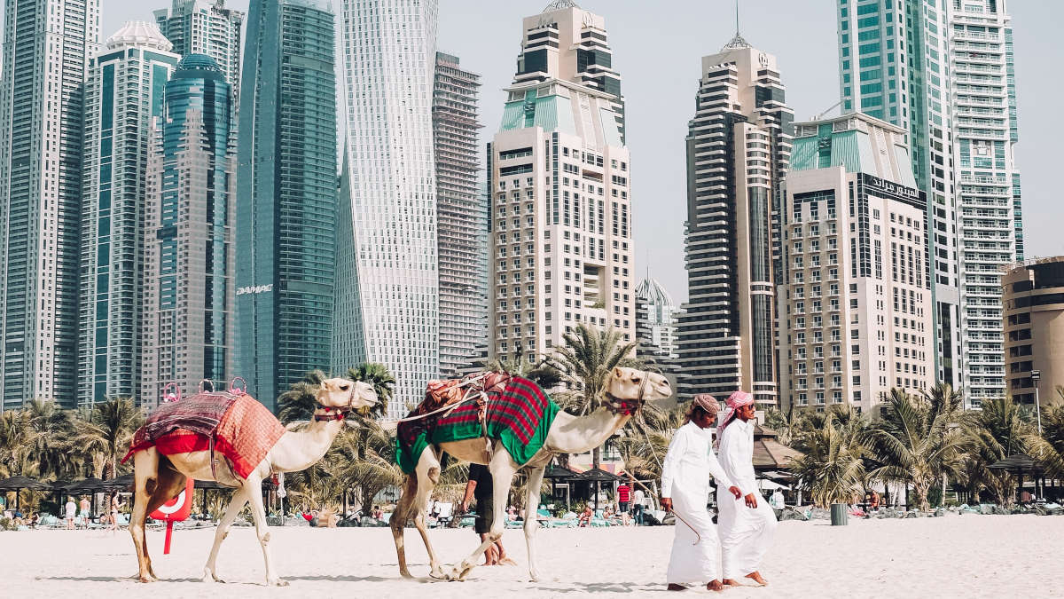 Dubai - Emirats (photo de Fredrik Öhlander - Unsplash)