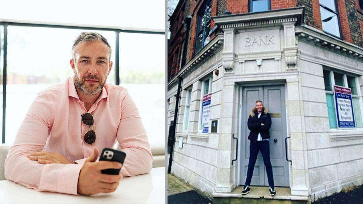Devenu riche, il rachète la banque qui lui avait refusé un crédit