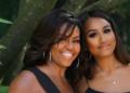 Michelle et Sacha Obama (Photo DR)