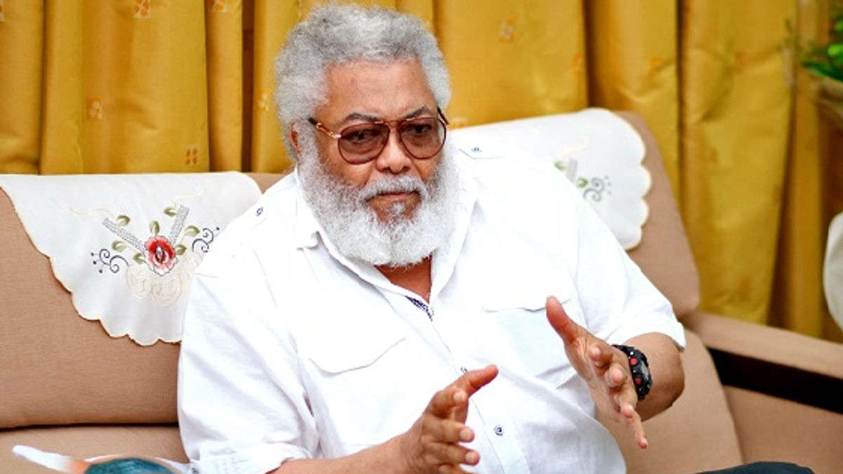 Jerry Rawlings (Photo DR)