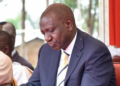 Le Vice-Président kényan William Ruto, Photo : DR