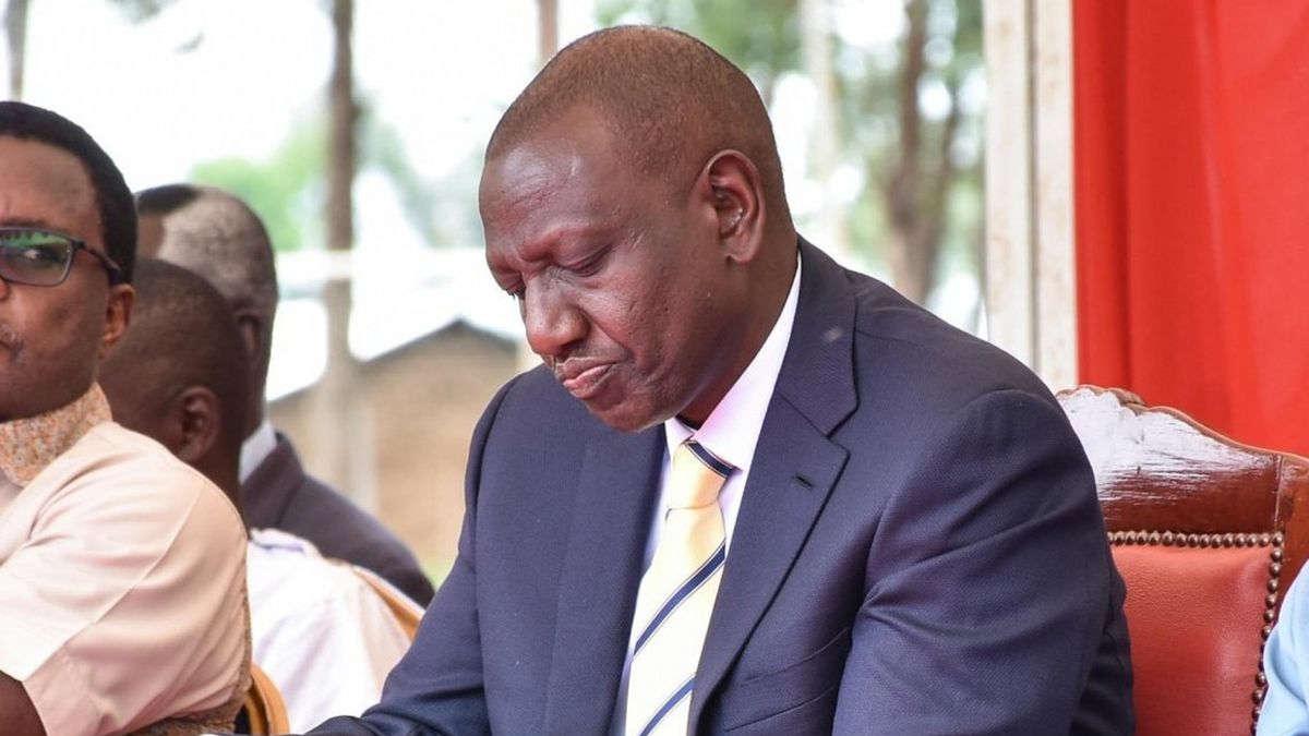 Le Vice-Président kényan William Ruto, Photo : DR