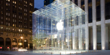 Apple store (Photo DR)