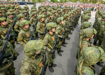 Des soldats russes. © Mladen ANTONOV / AFP