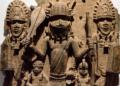 Trésors pillés (Bronze Nigéria Photo Alamy)